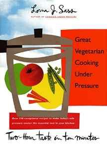 Image for GREAT VEGETARIAN COOKING UNDER PRESSURE