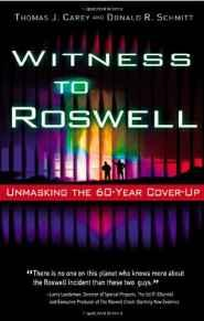 Image for WITNESS TO ROSWELL: UNMASKING THE 60-YEAR COVER-UP