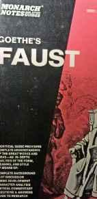 Image for GOETHES FAUST