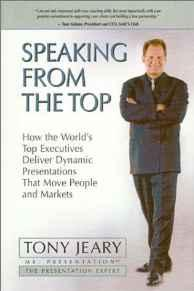 Image for SPEAKING FROM THE TOP