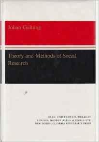Image for THEORY AND METHOD OF SOCIAL RESEARCH