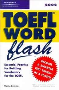 Image for TOEFL WORD FLASH 2002