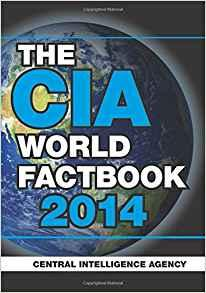 Image for THE CIA WORLD FACTBOOK 2014