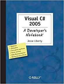 Image for VISUAL C# 2005: A DEVELOPER'S NOTEBOOK
