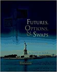 Image for FUTURES, OPTIONS AND SWAPS
