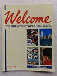 Image for WELCOME TO GREAT BRITAIN AND THE U.S.A.