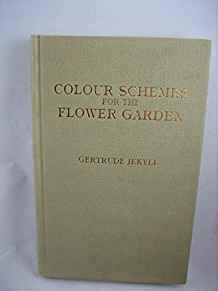 Image for COLOUR SCHEMES FOR THE FLOWER GARDEN
