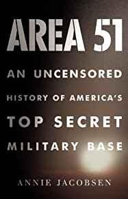 Image for AREA 51 AN UNCENSORED HISTORY OF AMERICA'S TOP SECRET MILITARY BASE