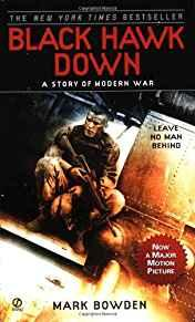 Image for BLACK HAWK DOWN:: A STORY OF MODERN WAR