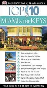 Image for MIAMI AND THE KEYS (EYEWITNESS TOP 10 TRAVEL GUIDES)