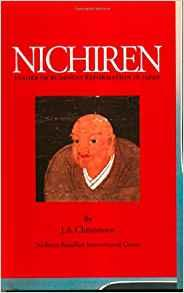 Image for NICHIREN: LEADER OF BUDDHIST REFORMATION IN JAPAN