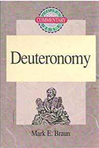 Image for DEUTERONOMY (PEOPLE'S BIBLE COMMENTARY)