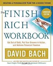 Image for FINISH RICH WORKBOOK, CANADIAN EDITION