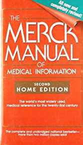 Image for THE MERCK MANUAL OF MEDICAL INFORMATION: SECOND HOME EDITION (MERCK MANUAL OF MEDICAL INFORMATION, HOME ED.)