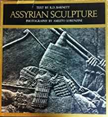 Image for ASSYRIAN SCULPTURE IN THE BRITISH MUSEUM