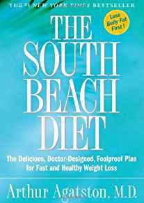 Image for THE SOUTH BEACH DIET THE DELICIOUS, DOCTOR-DESIGNED, FOOLPROOF PLAN FOR FAS T AND HEALTHY WEIGHT LOSS