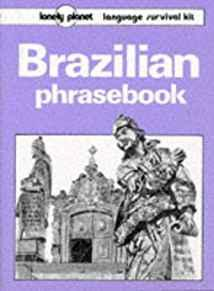 Image for LONELY PLANET BRAZILIAN PHRASEBOOK