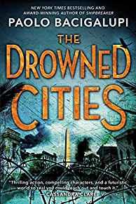Image for THE DROWNED CITIES