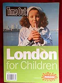 "Image for ""TIME OUT"" LONDON FOR CHILDREN"