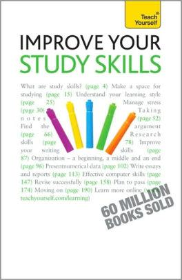 Image for IMPROVE YOUR STUDY SKILLS