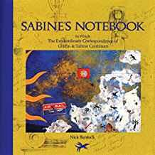 Image for SABINE'S NOTEBOOK: IN WHICH THE EXTRAORDINARY CORRESPONDENCE OF GRIFFIN & S ABINE CONTINUES