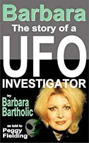 Image for BARBARA: THE STORY OF A UFO INVESTIGATOR