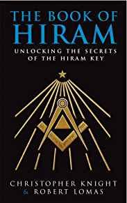 Image for THE BOOK OF HIRAM: UNLOCKING THE SECRETS OF THE HIRAM KEY