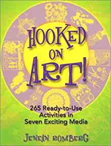 Image for HOOKED ON ART!: 265 READY-TO-USE ACTIVITIES IN SEVEN EXCITING MEDIA