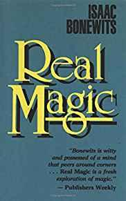 Image for REAL MAGIC: AN INTRODUCTORY TREATISE ON THE BASIC PRINCIPLES OF YELLOW MAGI C.