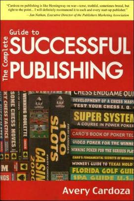 Image for COMPLETE GUIDE TO SUCCESSFUL PUBLISHING