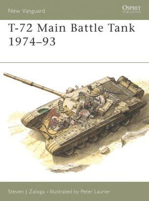 Image for T-72: MAIN BATTLE TANK 1974-1993