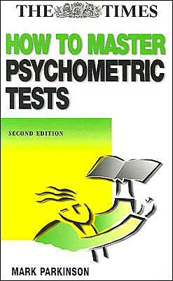 Image for HOW TO MASTER PSYCHOMETRICS TESTS