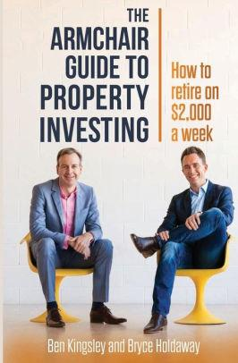 Image for THE ARMCHAIR GUIDE TO PROPERTY INVESTING