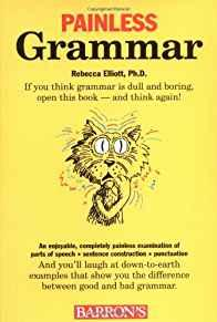 Image for BARRON'S PAINLESS GRAMMAR (PAINLESS SERIES)