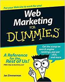 Image for WEB MARKETING FOR DUMMIES