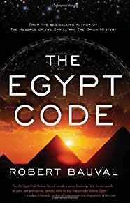 Image for THE EGYPT CODE