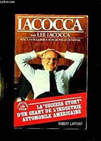 Image for IACOCCA - AN AUTOBIOGRAPHY