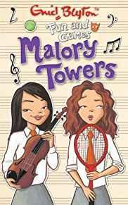 Image for FUN AND GAMES AT MALORY TOWERS (MALORY TOWERS