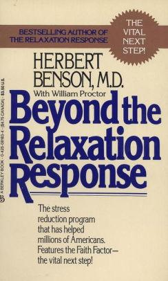 Image for BEYOND THE RELAXATION RESPONSE