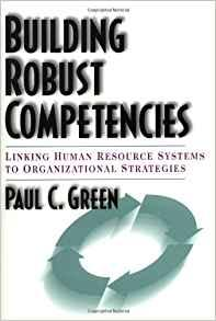 Image for BUILDING ROBUST COMPETENCIES: LINKING HUMAN RESOURCE SYSTEMS TO ORGANIZATIO NAL STRATEGIES