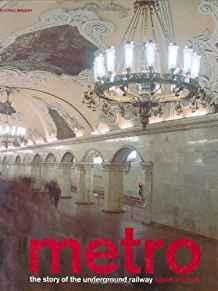 Image for METRO: THE STORY OF THE UNDERGROUND RAILWAY