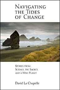 Image for NAVIGATING THE TIDES OF CHANGE: STORIES FROM SCIENCE, THE SACRED, AND A WIS E PLANET