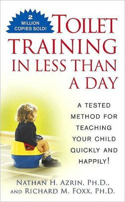 Image for TOILET TRAINING IN LESS THAN A DAY