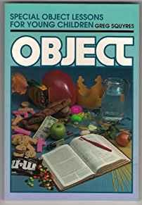 Image for SPECIAL OBJECT LESSONS FOR YOUNG CHILDREN