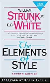 Image for THE ELEMENTS OF STYLE, FOURTH EDITION
