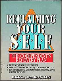 Image for RECLAIMING YOUR SELF THE CODEPENDENT'S RECOVERY PLAN