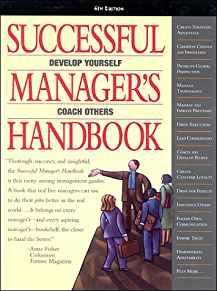 Image for SUCCESSFUL MANAGER'S HANDBOOK, 6TH EDITION