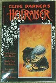Image for CLIVE BARKER'S HELLRAISER: BOOK 4