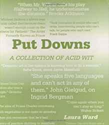 Image for BOOK OF PUT DOWNS