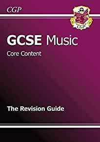Image for GCSE MUSIC CORE CONTENT REVISION GUIDE (A*-G COURSE)